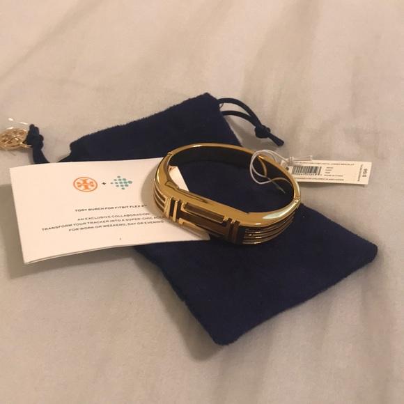 a9b3d52b4ef NWT Tory Burch bracelet for Fitbit Flex 2